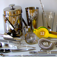 Bartender Kit Options for Aspiring Mixologists