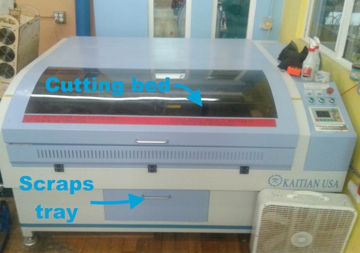 LaserCuttingMachine Cleaning laser cutting machine