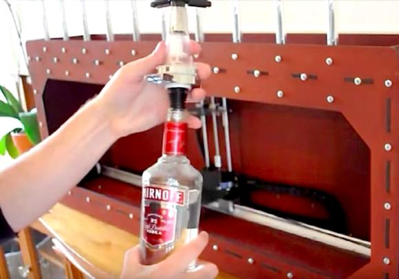 loading bottle sirmixabot