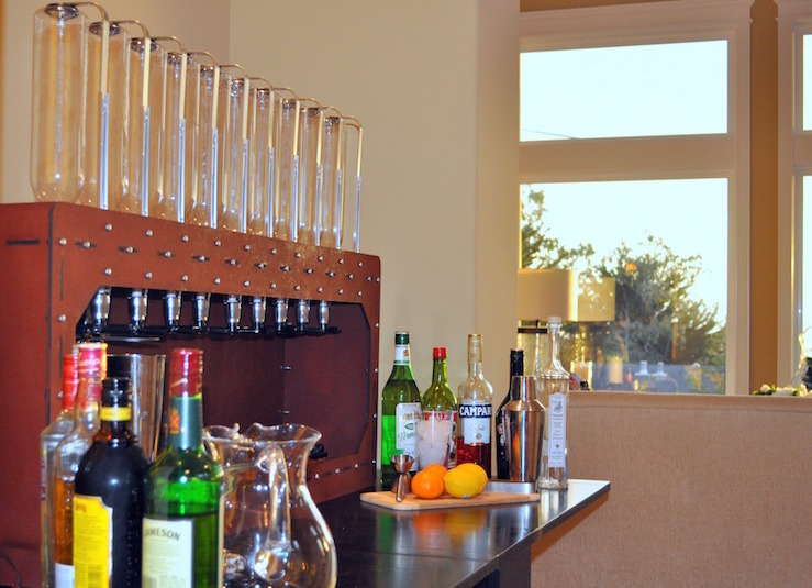 home bar furniture kitchen