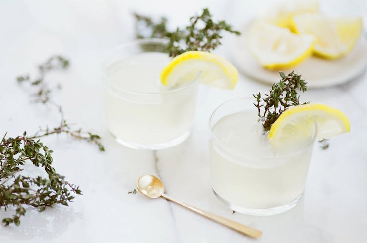 Bar Caddy Lemon Wedge