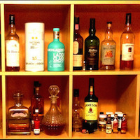 Small Liquor Cabinet Options for your Apartment