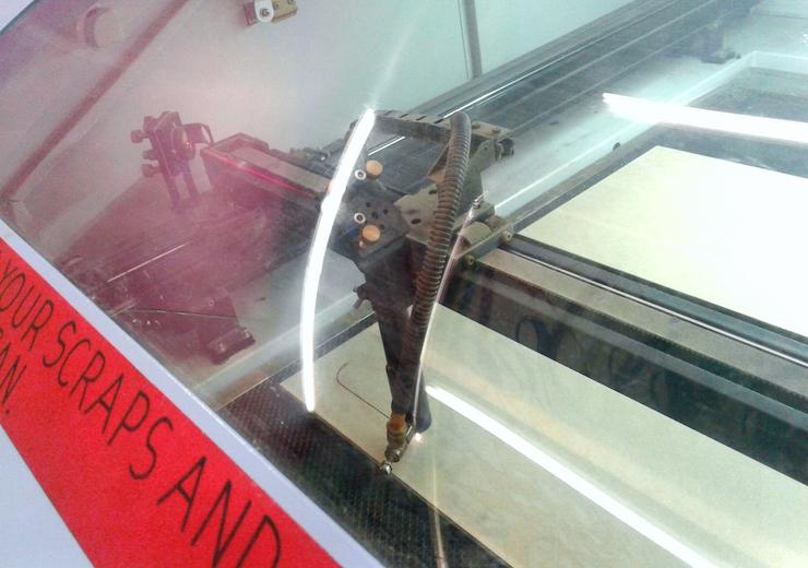 LaserCuttingMachine laser Cut wood