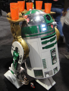 automated bartender R2D2