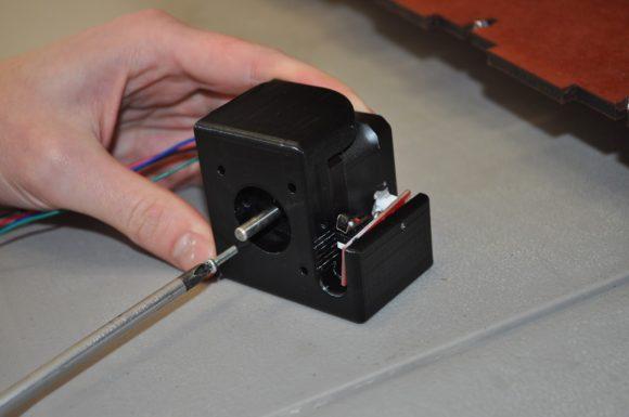 Belt Stepper Assembly