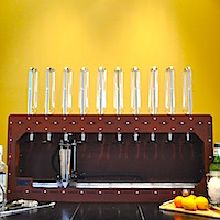 How SirMixABot Fits in with Home Bar Furniture