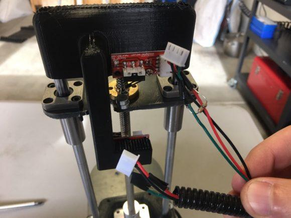 limit switch wiring